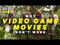 Why Video Game Movies Don't Work (and Why Jumanji Does) | NowThis Nerd