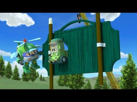 Робокар Поли - Приключение друзей - На чью сторону встать? (мультфильм 24 в Full HD)