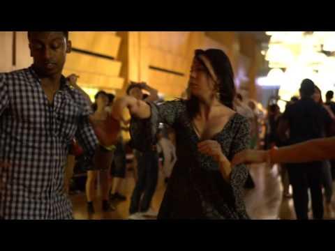 Zouk SEA 2016 Social Dances  Dev and Friend TBT ~ video by Zouk Soul