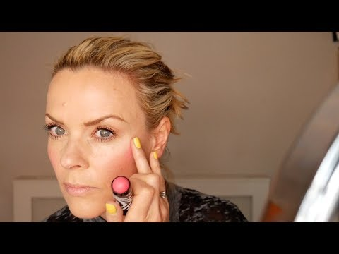 Blusher placement for YOUR face shape