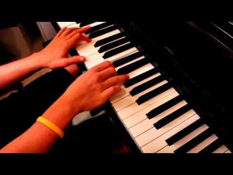 Never Gone - Colton Dixon Piano Cover