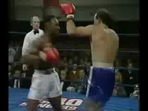 Nigel Benn knockouts Video
