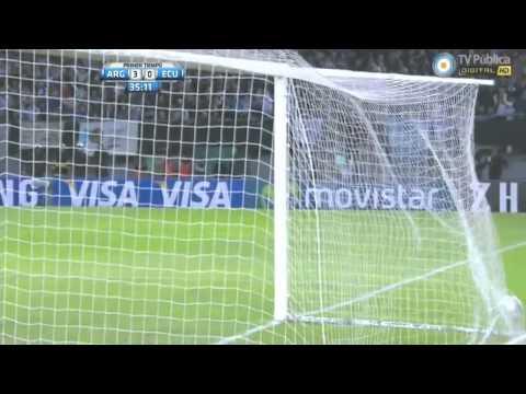 Los 32 Goles De Lionel Messi En La Seleccion Argentina