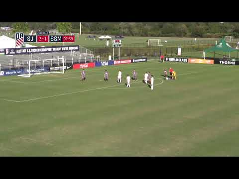 Allstate DA Winter Cup: U-19 San Jose Earthquakes vs. Shattuck - St. Mary's