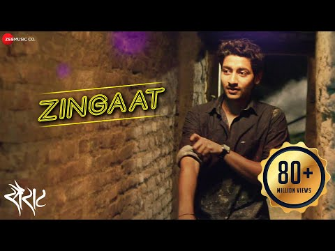 Download Lagu  Zingaat - Sairat |  Full  with English subtitles | Nagraj Manjule | Ajay Atul Mp3 Free