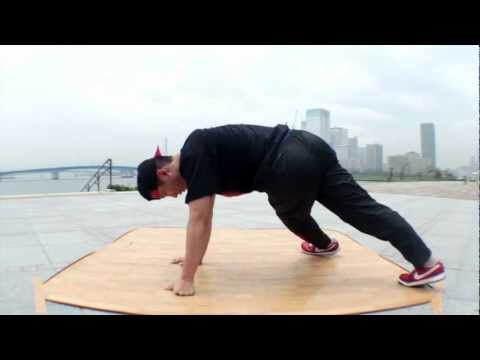 How To Breakdance | Footwork Variations | G Style | Shuffle Lock video