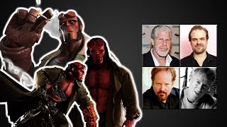 Characters Voice Comparison -  Hellboy
