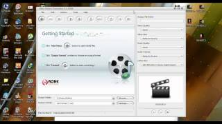 How To Convert videos easily to mp4,mpeg,3gp,flv ...etc in HD