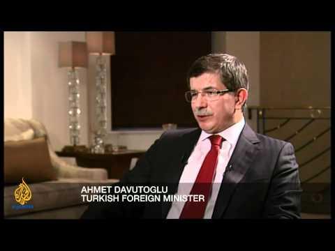 Talk to Jazeera - Ahmet Davutoglu