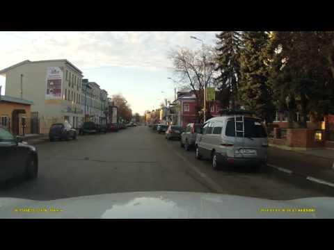 Авария в Звенигороде 01.01.2014