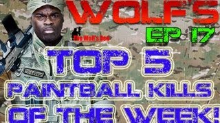 TOP5 KILLs 11 man Single Pistol DESTRUCTION!