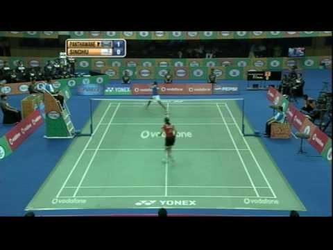 A Panthawane Vs PV Sindhu | Women's Singles | Krrish Delhi Smashers Vs Awadhe Warriors 2013