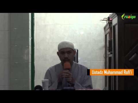 Ust. Muhammad Rofi'i - Fikih Islam (Seputar Thoharoh Dan Najis)