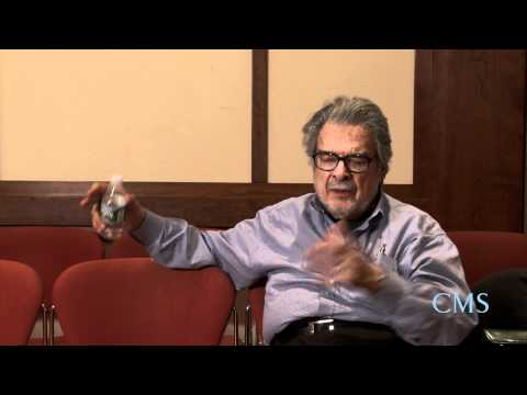 Leon Fleisher on Korngold Suite for Piano Left Hand, Two Violins, and Cello, Op. 23 - CMS Talk