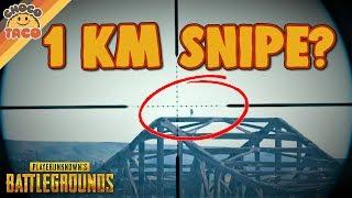 Okay It Was Only 983 Meters - chocoTaco PUBG Gameplay
