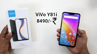 ViVO Y81i Unboxing And Review I Budget Killer @ 8490/- ₹ .?