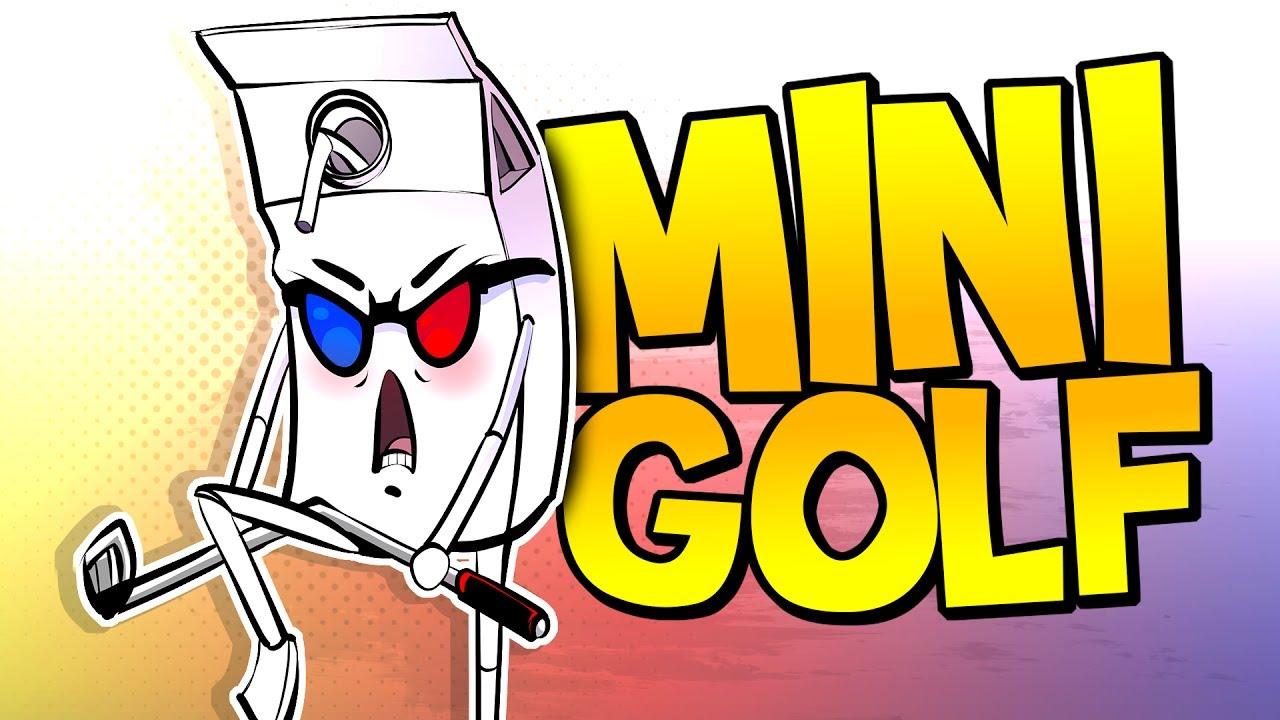 THICCC MINI GOLF! (Golf It)
