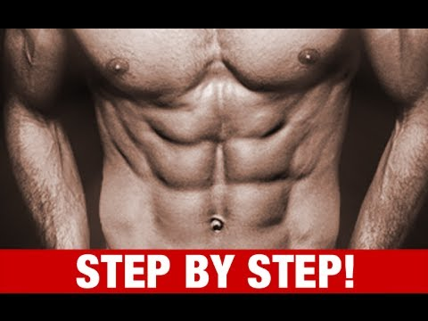 How to Get a Six Pack - ULTIMATE STEP BY STEP GUIDE