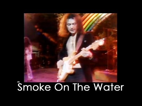 Deep Purple - Smoke On The Water-(California Jam)