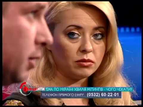 """Анатолій Ханко в етері програми """"Акценти"""""""