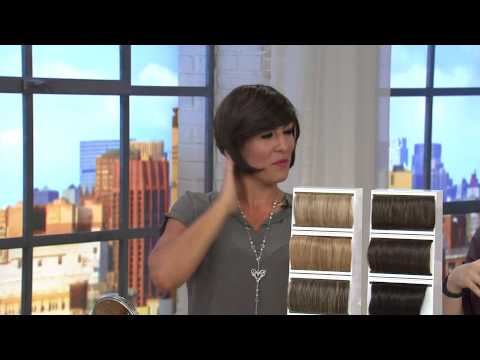 Hairdo Layered Bob Wig with Side Bang with Sharon Faetsch