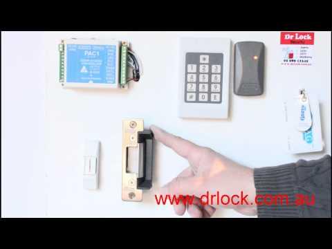 Access control system Sydney Dr Lock Locksmith Parramatta.avi