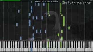 Parasyte -The Maxim- OST - Next To You (Synthesia) (Piano by ZackyAnimePiano)