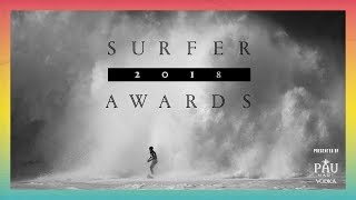 The 2018 SURFER AWARDS Voting Poll Is Now Open | SURFER Magazine