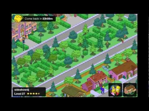 Simpsons Tapped Out Hack Old Items 4 4 1 Mod | Apps Directories
