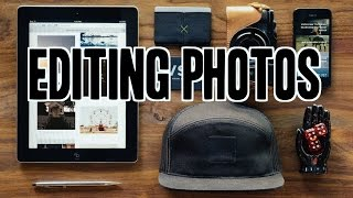 What App Is That? Editing iPhone/SmartPhone Photos