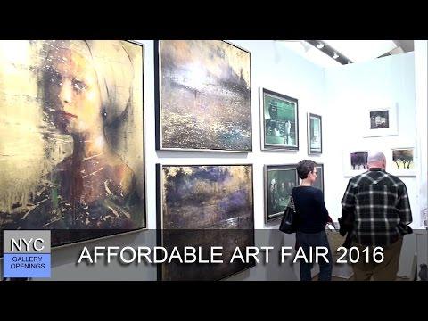 AFFORDABLE ART FAIR 2016