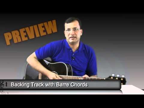 Jiyein Kyun Guitar Chord Lessons PREVIEW (Dum Maaro Dum)