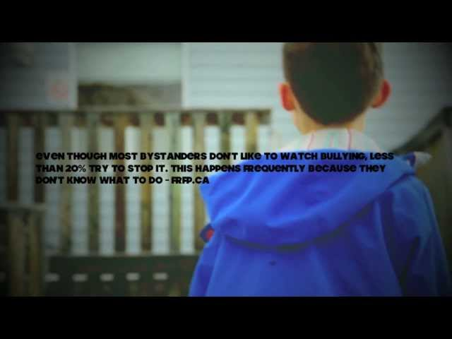 BGCA Pink Shirt Day - Bystander Bullying PSA