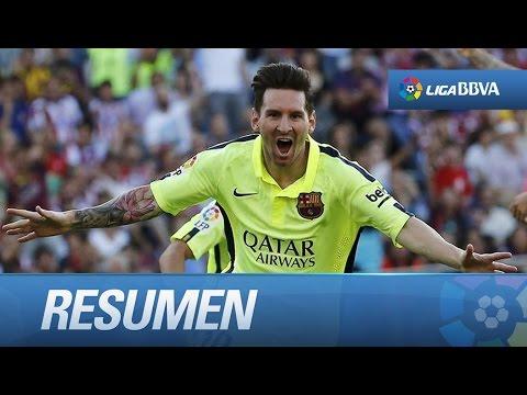 Resumen de Atlético de Madrid (0-1) FC Barcelona