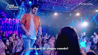 Enzo Rabelo e Luan Santana Só toca top