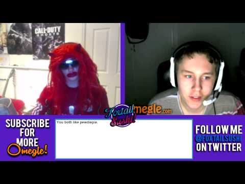 Suprise Butt Sex! Omegle Trolling! video