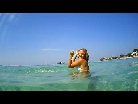 Тайланд. Нашествие морских ежей на остров Ко Лан. Пляж Samae
