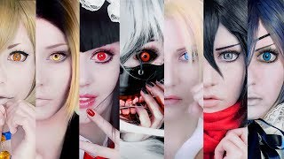 ? Review: What Circle Lenses for cosplay? PART 2 ?