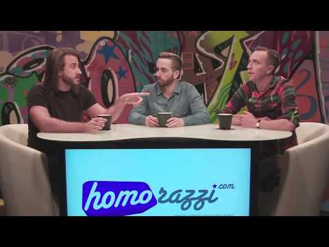 Homorazzi and GAY WHAT?! Eurovision Crosstalk