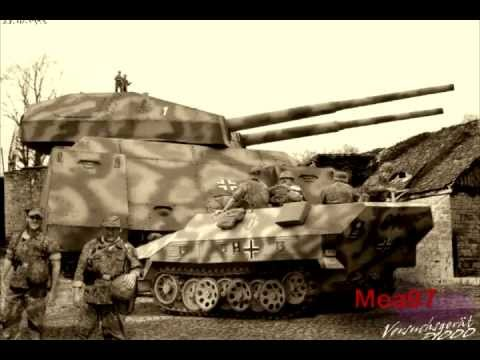 Top 10 Tanks in History[Ghost Division -Sabaton]