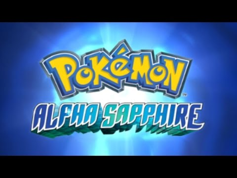 Pokemon Alpha Sapphire Complete Walkthrough (1/3)