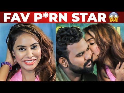 Sri Reddy's Favourite P*RN STAR Revealed by Vj Ashiq | Rapid Fire Segment