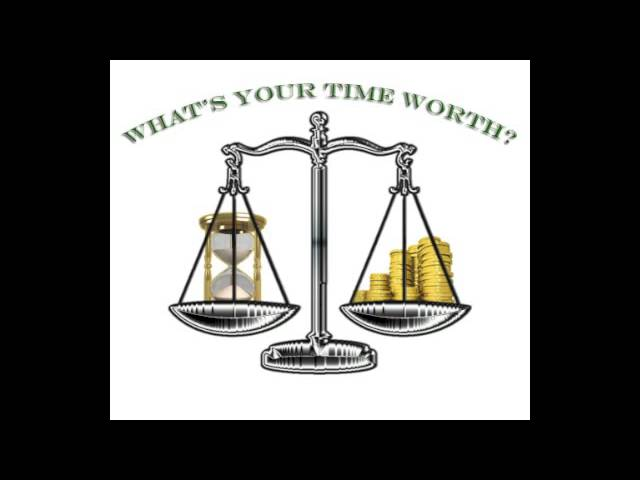 What's Your Time Worth? - Dwaun Cox