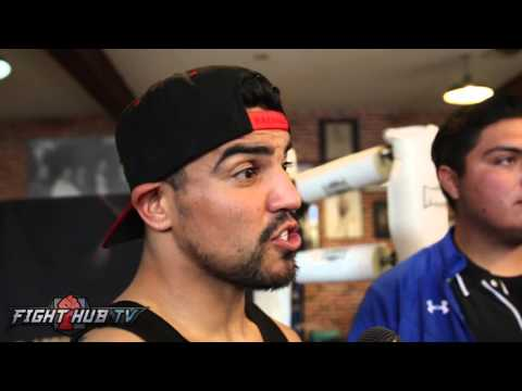 "Victor Ortiz ""It was the Pacquiao we're use to seeing,"" Not impressed by current 147lbers"