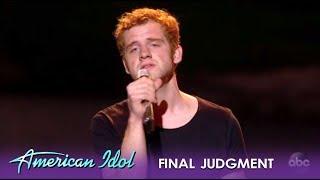 Jeremiah Lloyd Harmen: Former Church Janitor Is Dedicating This To His Parents! | American Idol 2019