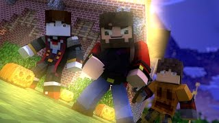 Minecraft: ESPECIAL DE HALLOWEEN - SKY EGG WARS