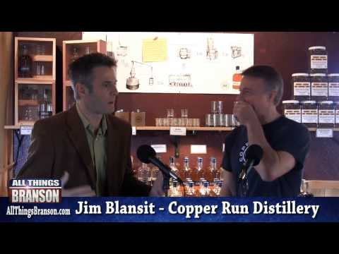 Copper Run Distillery: A Local Connection to The Ozarks PART 1/5