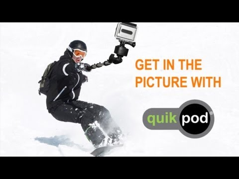 QuikPod DSLR/POV Unboxing and Test
