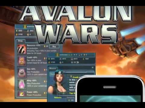 Avalon Wars - iFree Studio Announces New Functions on its Popular Game