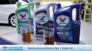 NRMA Car Maintenance Tips - Understanding your car engine oil